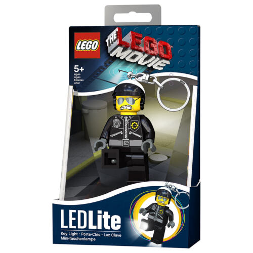 Le film lego Mauvais Flic LED Lite Torche Tout nouveau grand don keylight