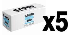 Pellicola medio formato Rullino BN bianco e nero Ilford Delta 100 120 5pz.