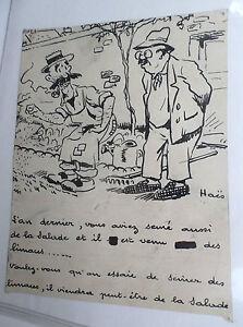 Dessin-original-Haes-Paris-Soir-Humoristique