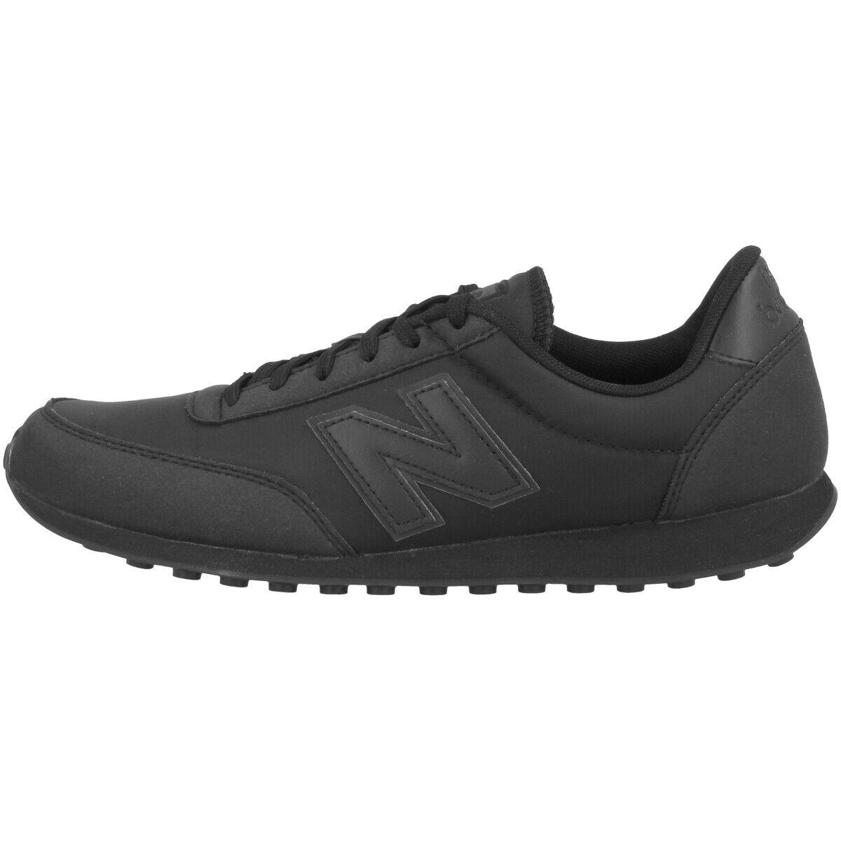 New Balance u 410 bbk zapatos deportivos ocio cortos zapatillas negro u410bbk