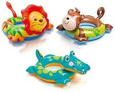 Intex Inflatable Animal Rings - For Beach Pool Water
