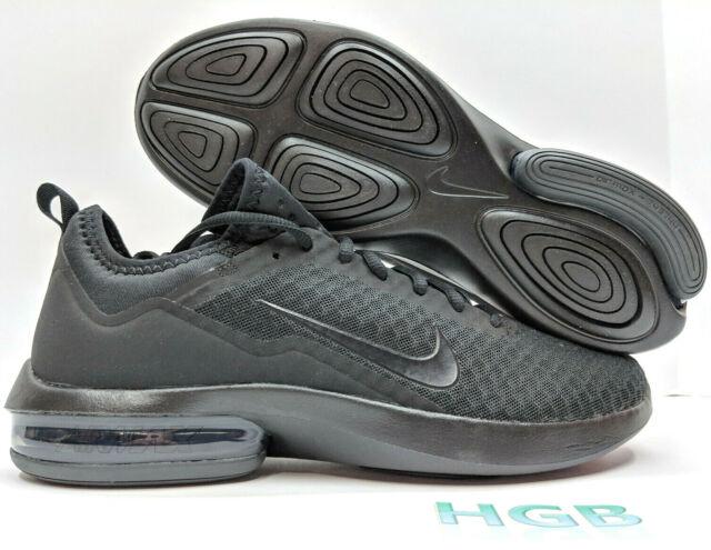 de4a4a243aa Nike Air Max Kantara Mens Triple Black Running Training Gym 908982-002 NIB