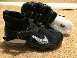 5f95149842 New Nike Air Vapormax Premier Flyknit Black/White Size 8 Mens AO3241 ...