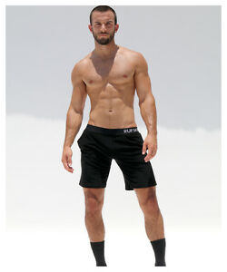 MUDRA Rufskin men shorts black gym fitness run yoga pilates SUPER SALE - London, United Kingdom - MUDRA Rufskin men shorts black gym fitness run yoga pilates SUPER SALE - London, United Kingdom