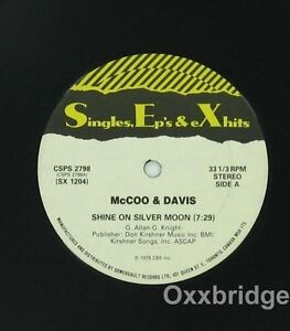 Details about BRAINSTORM Hot For You McCOO DAVIS Rare 1st DISCO FUNK SEX  Records Canada Vinyl