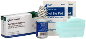 First Aid Only 7-009 5 Piece Eye Wash Kit