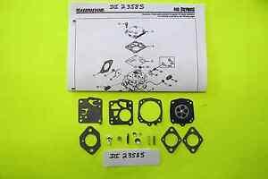 3W Modellmotoren Tillotson HT14A Kit  3W-150iB2F//TS 157XiB2//TS 170XiB2//TS New