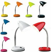New Table Lamp Flexi Desk Lamp Desk Study Office Study Bed Side Night Light Lamp