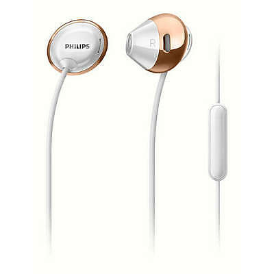 Philips Flite SHE4205WT  with Mic