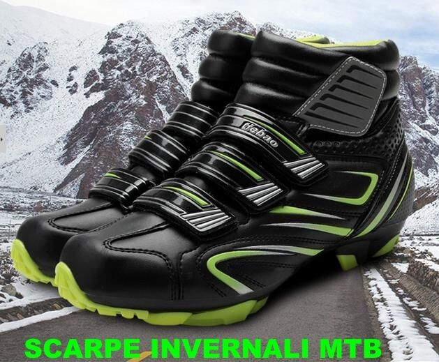 MTB shoes  Cycling Winter Man Woman from 39 to 45 bike  honest service