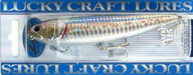 Various Colors Lucky Craft Sammy 115 11,5cm 18,5g Fishing Lures