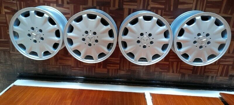 16inch OEM Mercedes Benz maga for sale or swop