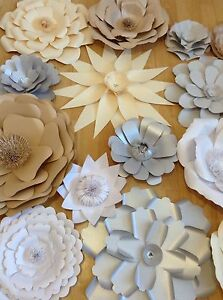 image is loading large paper flowers wedding flowers photo backdrop flower
