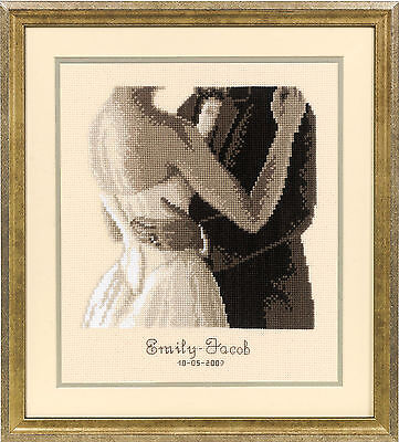 Wedding Counted Cross Stitch Kit PN-0012190 Vervaco To Have /& To Hold