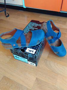 Sandali-closed-ART-0878-Blu-TG-36-EU-UK-3-Olio-Blue-Tadasana-scarpe-donna