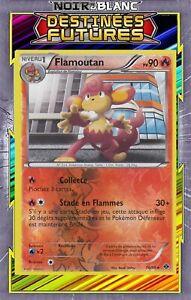 Flamoutan REVERSE 90pv 16//99 Destinées Futures Carte Pokemon Rare neuve fr