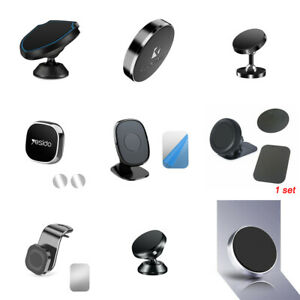 Magnetic Car Phone Holder Stand Mount Cradle For Cell Phone iPhone GPS Accessory
