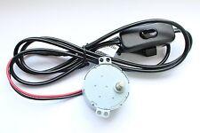 Hochleistungs Getriebemotor Grill Pyramidenmotor 230V AC 4,1 U/min Langsamläufer