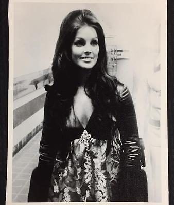 Priscilla Presley Black White 11x14 Canvas Classic Vintage Photo