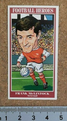 Héroes del fútbol Philip Neill 2001 tarjetas de un solo jugador de fútbol-Varios