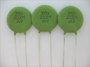 @ 500v Disc Ceramic Capacitor Ref # 52a 0.02uf 25PCS .02uf 203