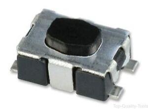 10-x-Taktil-Schalter-nicht-beleuchtet-32-V-50-mA-1-2-N-Lot-KMR-2-Series