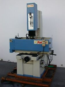 Details about Used Fulland Electrical Discharge Machine + Brand NEW Gromax  Power Generator
