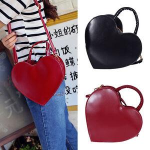 Heart-shaped-Shoulder-Messenger-Bag-Handbag-Bags-Creative-Design-Casual-Fashion