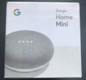 NEW Google Home Mini Smart Home Speaker Voice Assistant - Grey