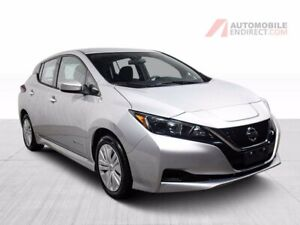 2018 Nissan Leaf S CHARGE RAPIDE