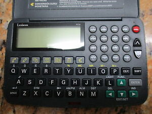 Calculatrice-Lexibook-Bon-Etat-Lexibook-Calculatrice-IN-Good-Condition