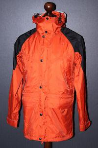 pretty nice cebd1 cef7f Details about Salewa Mountain Technology mens orange jacket Size 44/XS