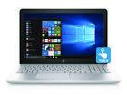 "HP Silver Iridium Ci5 15-cc050wm 15.6"" Laptop Touchscreen Win 10 12gb RAM 1tb HD"