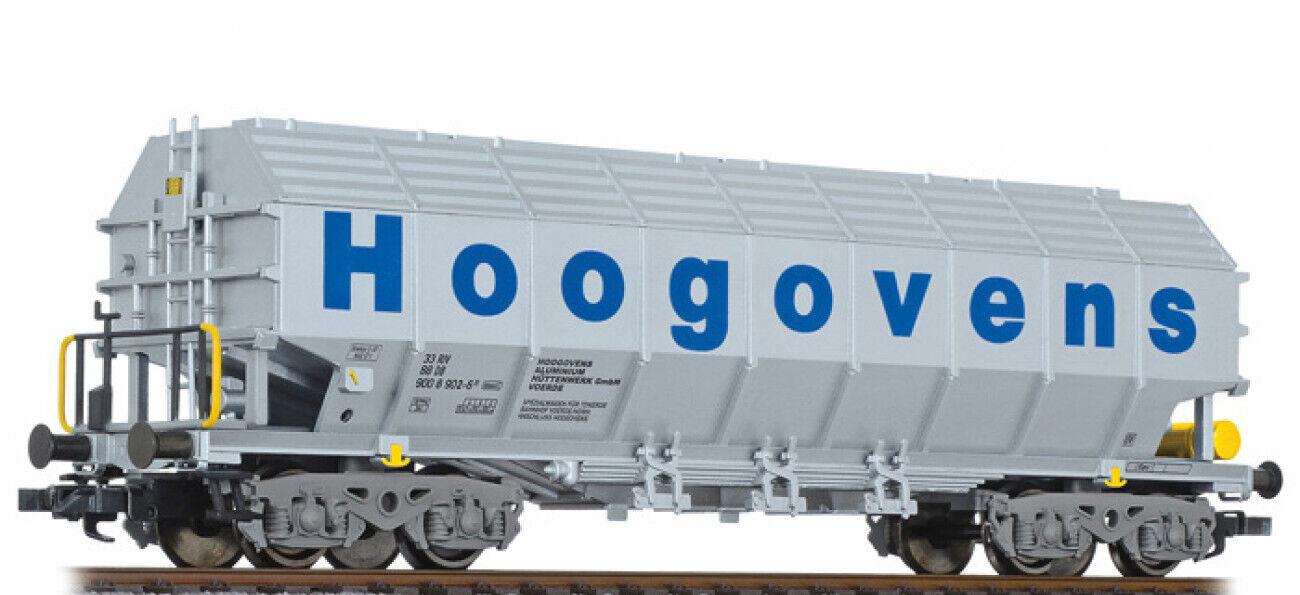 comprar marca Liliput ho 235561 vagones para arcilla-transporte arcilla-transporte arcilla-transporte  Hoogovens  DB nuevo embalaje original  más orden