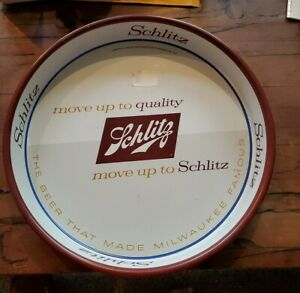Vintage-Schlitz-Move-up-to-Quality-1958-Tray