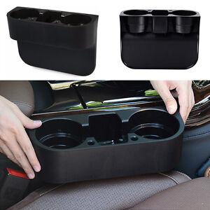 Image Is Loading Universal Car Seat Wedge Storage Box Drinking Bottle