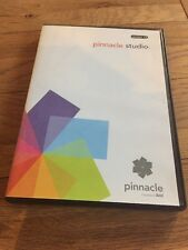 Pinnacle Studio Plus versione 12 home video editing-SOLO DISCO