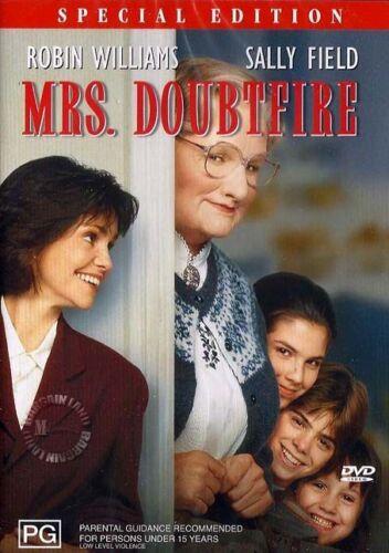 1 of 1 - MRS DOUBTFIRE : NEW DVD