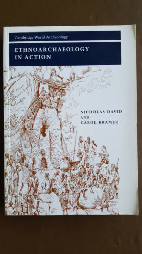 1 of 1 - Ethnoarchaeology in Action by David Nicholas 9780521667791 (Paperback, 2001)