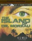 The Island of Dr. Moreau by H G Wells (CD-Audio, 2015)