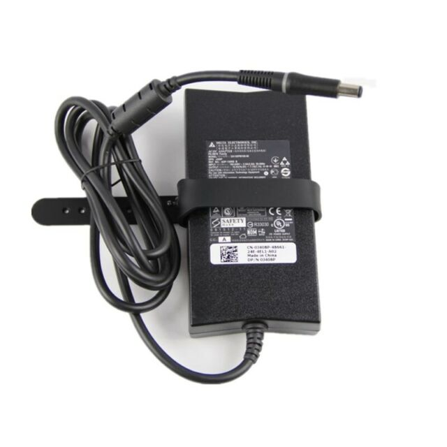 R1//R2 New Genuine Dell Alienware M14x Delta PA-5M10 150W AC Power Charger Cord