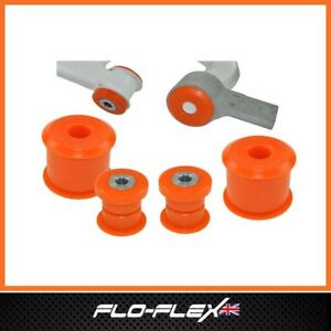 Ford-Fiesta-MK6-Zetec-amp-ST-Front-Lower-Arm-Wishbone-Bushes-in-Poly-Flo-Flex