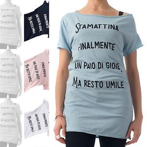Maglia-maglietta-t-shirt-donna-stampa-scritta-Stamattina-un-paio-di-gioie-16734