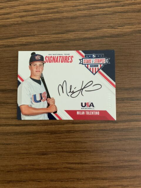 2020 Panini USA Stars Stripes Auto Autograph Rookie RC ...