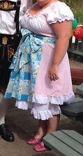 GERMAN DIRNDL DRESS OKTOBERFEST LADIES SIZE 24 PARTY BAVARIAN TRADITIONAL