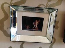 Pair Of Mirror Framed Mounted Ancient Roman Scenes