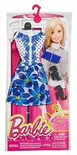 Barbie Complete Look Fashion Pack, Blue Floral Dress