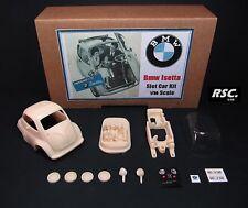 LAGARTIJAKIT 1/30 BMW ISETTA - KIT RESINA - CLASSIC - VINTAGE - SLOT SCALEXTRIC