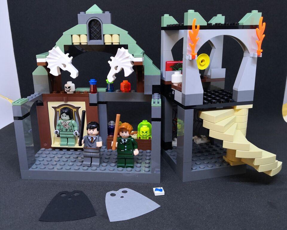 Lego Harry Potter, 4752 Professor - dba.dk - Køb og Salg ...