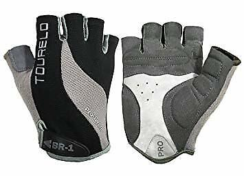Sport Cycling Gloves Half Finger Special Design for Bike motorcycle by Tourelo